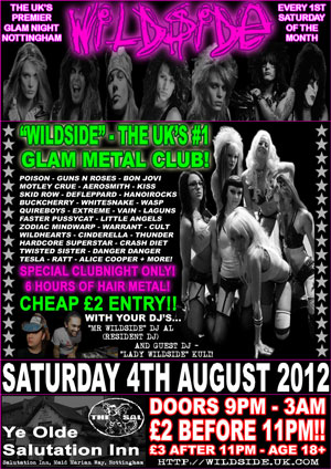 Wildside August Poster