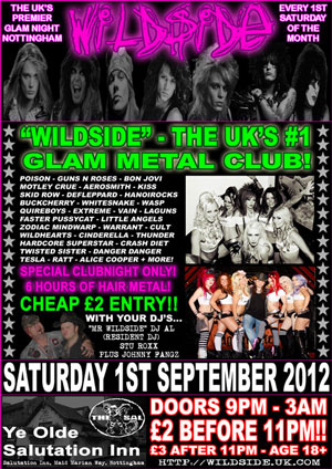 Wildside September Poster